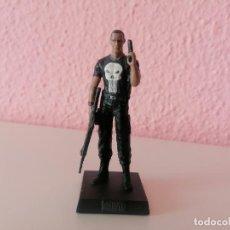 Figuras y Muñecos Marvel: PUNISHER MARVEL FIGURA DE PLOMO PUNITORE 2010. Lote 247337875