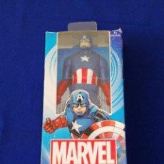 Figuras y Muñecos Marvel: MARVEL CAPITÁN AMÉRICA MUÑECO HASBRO. Lote 249158865