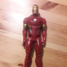 Figuras y Muñecos Marvel: MUÑECO IRON MAN AVENGERS VENGADORES FIGURA MARVEL HASBRO. Lote 251719445