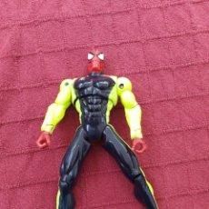 Figuras y Muñecos Marvel: FIGURA DE ACCIÓN SPIDERMAN ARTICULADA TOY BIZ MARVEL 2001 SUPER HEROE DE PELÍCULAS Y COMICS. Lote 252439030