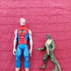 Figuras y Muñecos Marvel: FIGURA DE ACCIÓN SPIDERMAN HASBRO MARVEL 2013- FIGURA DE ACCIÓN ENEMIGO SPIDERMAN ¿LAGARTO?,2012. Lote 252458515
