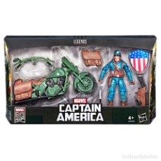 Figuras y Muñecos Marvel: CAPITAN AMERICA. Lote 252512330