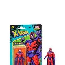 Figuras y Muñecos Marvel: MAGNETO FIGURA 9.5 CM MARVEL LEGENDS RETRO. Lote 252826925