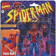 Figuras y Muñecos Marvel: SPIDER-MAN FIGURA 15 CM MARVEL LEGENDS VINTAGE. Lote 252829140