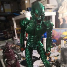 Figuras y Muñecos Marvel: FIGURA 30 CTMOS MARVEL THE MOVIE 2002 GREEN GOBLIN ACTION FIGURE. Lote 254098550