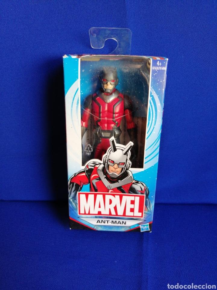 MARVEL ANT-MAN (Juguetes - Figuras de Acción - Marvel)