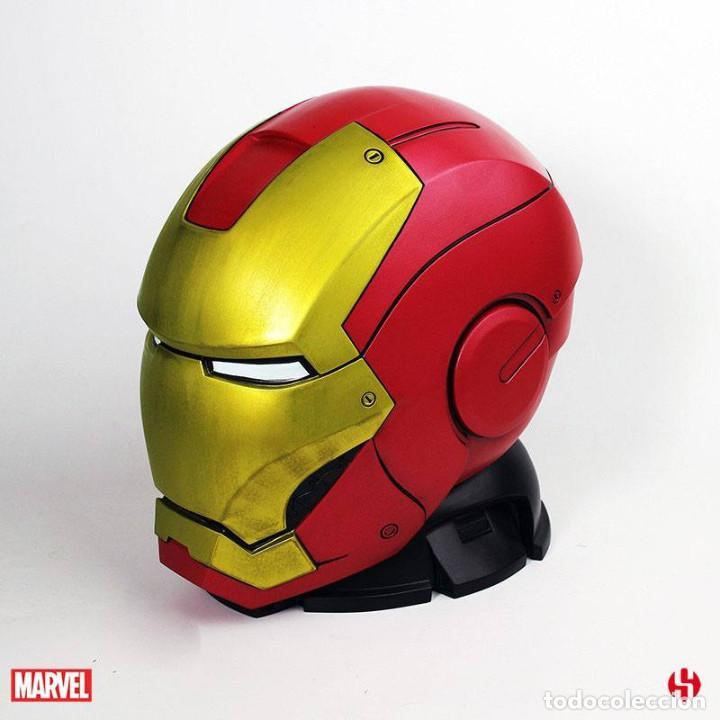 Figuras y Muñecos Marvel: Hucha Casco MKIII 25 cm - Iron Man - Foto 2 - 254927860