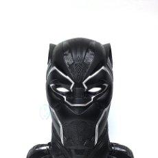 Figuras y Muñecos Marvel: BLACK PANTHER HELMET 1:1 CABEZA ALTAVOZ BLUETOOTH SPEAKER. Lote 255013820