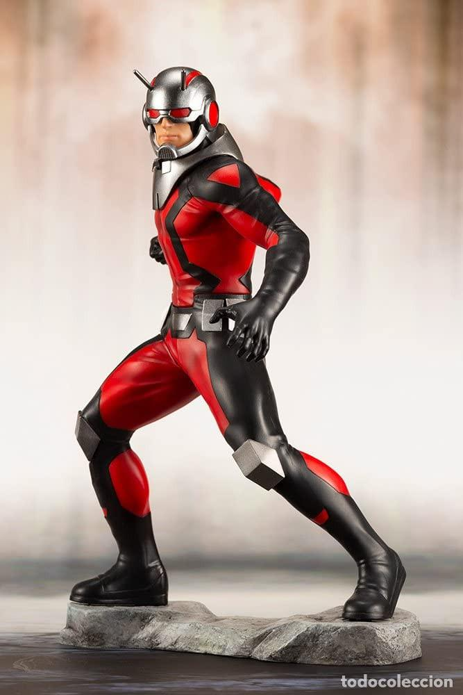 Figuras y Muñecos Marvel: Kotobukiya Estatua Astonishing Ant-Man & Wasp 19 cm. Avengers Series ARTFX+ - Foto 4 - 255014125