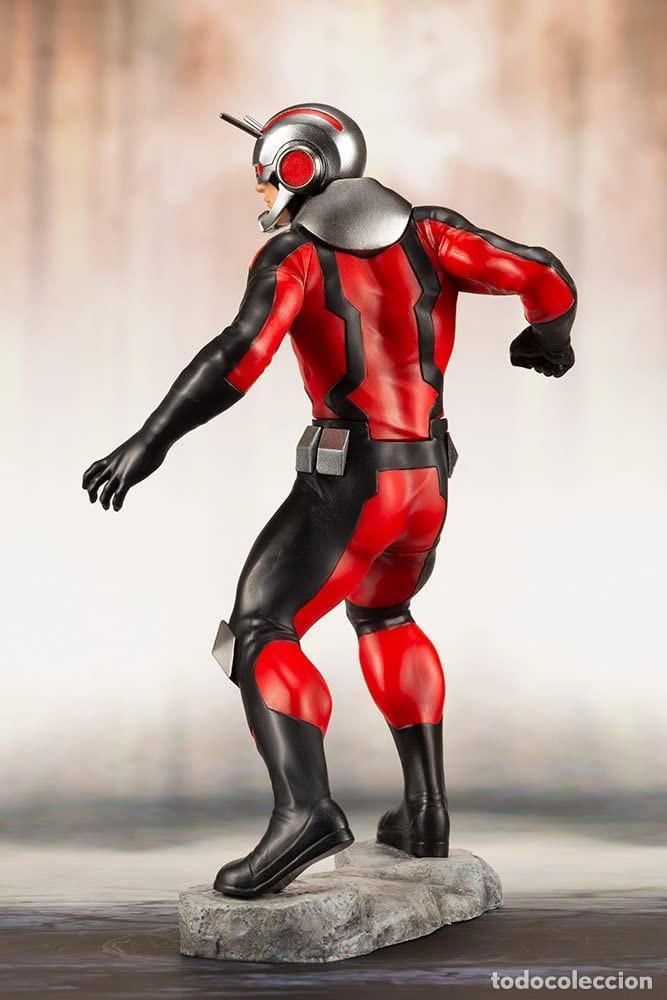 Figuras y Muñecos Marvel: Kotobukiya Estatua Astonishing Ant-Man & Wasp 19 cm. Avengers Series ARTFX+ - Foto 8 - 255014125