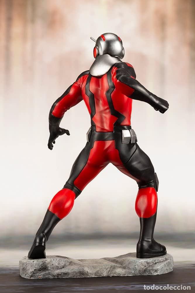 Figuras y Muñecos Marvel: Kotobukiya Estatua Astonishing Ant-Man & Wasp 19 cm. Avengers Series ARTFX+ - Foto 9 - 255014125