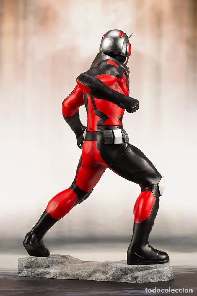 Figuras y Muñecos Marvel: Kotobukiya Estatua Astonishing Ant-Man & Wasp 19 cm. Avengers Series ARTFX+ - Foto 10 - 255014125