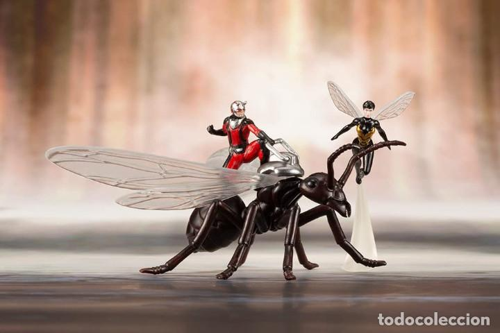 Figuras y Muñecos Marvel: Kotobukiya Estatua Astonishing Ant-Man & Wasp 19 cm. Avengers Series ARTFX+ - Foto 13 - 255014125