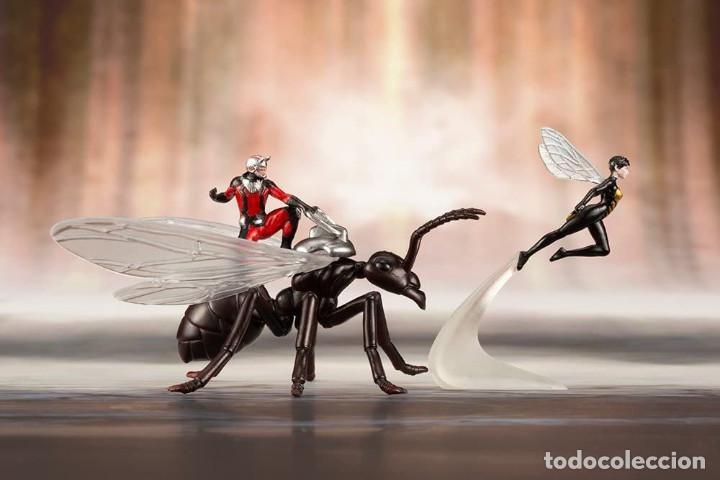 Figuras y Muñecos Marvel: Kotobukiya Estatua Astonishing Ant-Man & Wasp 19 cm. Avengers Series ARTFX+ - Foto 14 - 255014125