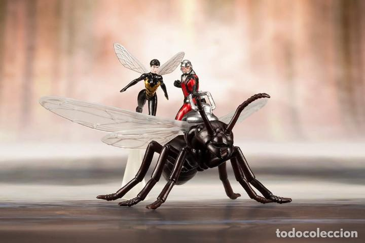 Figuras y Muñecos Marvel: Kotobukiya Estatua Astonishing Ant-Man & Wasp 19 cm. Avengers Series ARTFX+ - Foto 16 - 255014125