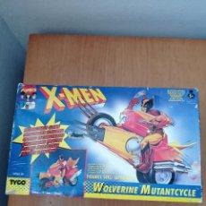 Figuras y Muñecos Marvel: X-MEN PATRULLA X LOBEZNO MOTOCICLETA - TOY BIZ 1994 [NUEVA] WOLVERINE MUTANTCYCLE MARVEL. Lote 257267675