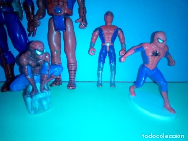 Figuras y Muñecos Marvel: lote figuras muñecos spiderman marvel - Foto 2 - 257319940