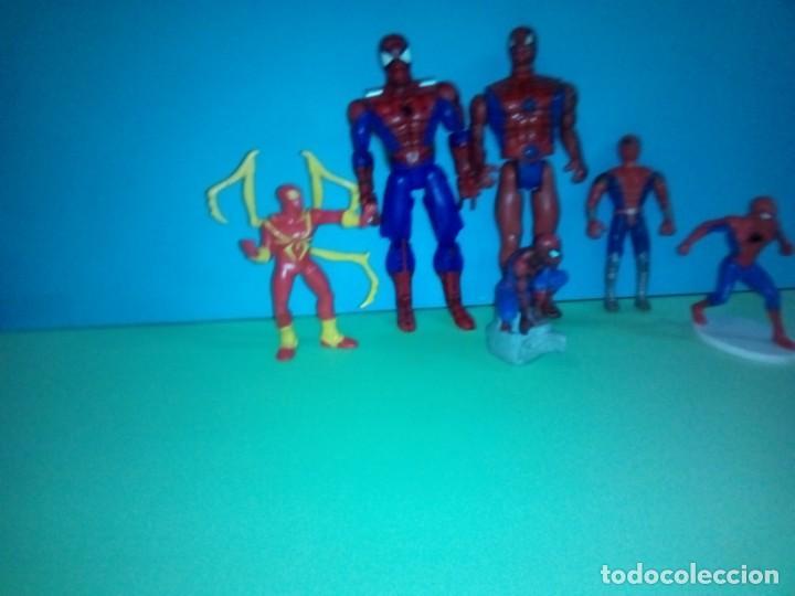 Figuras y Muñecos Marvel: lote figuras muñecos spiderman marvel - Foto 3 - 257319940