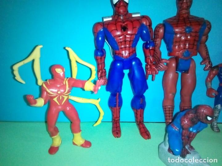 Figuras y Muñecos Marvel: lote figuras muñecos spiderman marvel - Foto 4 - 257319940