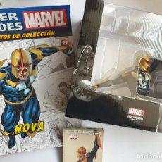 Figuras y Muñecos Marvel: MARVEL-MUÑECO-EL HONOVA-27-BUSTOS DE COLECCION MARVEL-COLECCION-ALTAYA-VER FOTOS. Lote 257594015