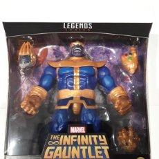 Figuras y Muñecos Marvel: FIGURA THANOS DELUXE THE INFINITY GAUNTLET MARVEL LEGENDS HASBRO. Lote 257601285