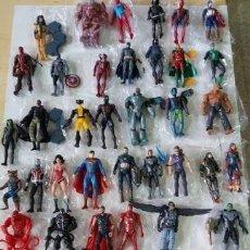 Figuras y Muñecos Marvel: FIGURAS DE MARVEL LOS VENGADORES (16CM DE ALTURA) CADA UNA A 5€. Lote 222841423