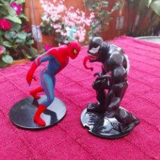 Figuras y Muñecos Marvel: FIGURA DE ACCIÓN VENOM-FIGURA DE ACCIÓN SPIDERMAN-SUPER HEROE Y MONSTRUO SIMBIONTE -MARVEL. Lote 258922780