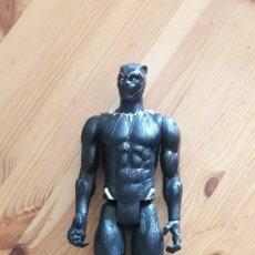 Figuras y Muñecos Marvel: PANTERA NEGRA AVENGERS BLACH PANTHER MARVEL HASBRO. Lote 260658335