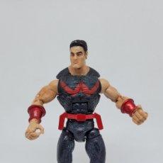 Figuras y Muñecos Marvel: MARVEL LEGENDS WONDER MAN. HOMBRE MARAVILLA. VENGADORES. LEGENDARY RIDERS. HASBRO.. Lote 261794595