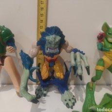Figuras y Muñecos Marvel: LOTE DE FIGURAS DE MARVEL BOOTLEG. Lote 261877910
