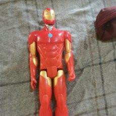 Figuras y Muñecos Marvel: FIGURA IRON MAN HASBRO 2016. Lote 261968705