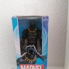Figuras y Muñecos Marvel: BLACK PANTHER MARVEL HASBRO NUEVO. Lote 262106890