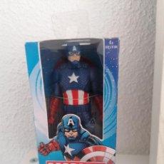 Figuras y Muñecos Marvel: CAPTAIN AMERICA MARVEL HASBRO NUEVO CAPITAN. Lote 262108015