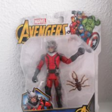 Figuras y Muñecos Marvel: ANT MAN MARVEL AVENGERS HASBRO. Lote 262126410