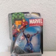 Figuras y Muñecos Marvel: SPIDER MAN EXTREME FIGURAL KEYCHAIN MARVEL UNIVERSE SPIDERMAN. Lote 262199480