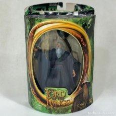Figuras y Muñecos Marvel: FIGURA GANDALF - SEÑOR DE LOS ANILLOS - THE LORD OF THE RINGS - EN SU BLISTER - TOY BIZ - MARVEL. Lote 262517370