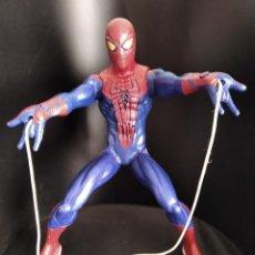 Figuras y Muñecos Marvel: SPIDERMAN GIGANTE 35CM. FUNCIONANDO - AMAZING SPIDER-MAN - MARVEL 2012 HASBRO -. Lote 262602085