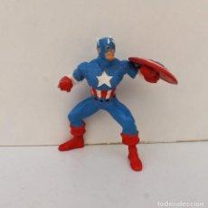Figuras y Muñecos Marvel: FIGURA PVC - CAPITAN AMERICA. Lote 263031280