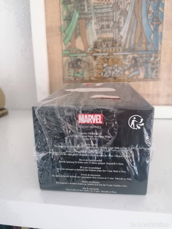 Figuras y Muñecos Marvel: Iron man marvel de plomo - Foto 2 - 266645868