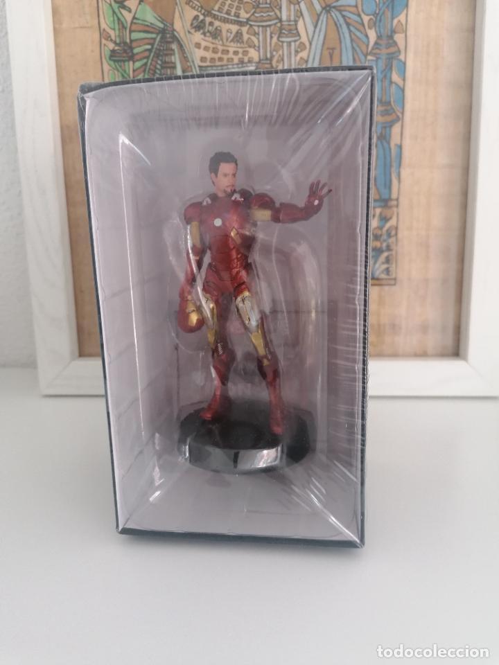 IRON MAN MARVEL DE PLOMO (Juguetes - Figuras de Acción - Marvel)