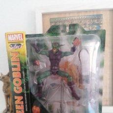 Figuras y Muñecos Marvel: GREEN GOBLIN MARVEL SELECT DUENDE VERDE. Lote 266790349
