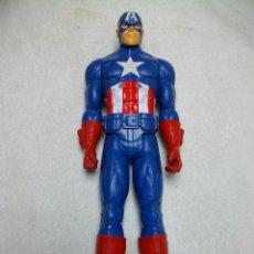 Figuras y Muñecos Marvel: FIGURA CAPITAN AMERICA DE MARVEL TAMAÑO GRANDE. Lote 269159748