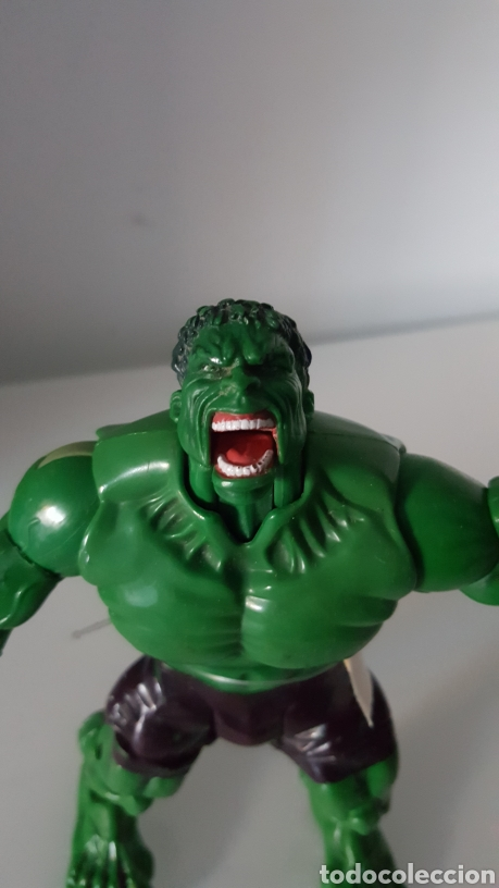 Figuras y Muñecos Marvel: Figura Marvel Hulk - Foto 3 - 269221568