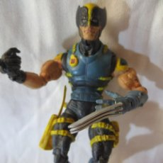 Figuras y Muñecos Marvel: MARVEL LEGENDS (TOY BIZ) 2005 STEALTH WOLVERINE (LOBEZNO) X-MEN. Lote 269327608