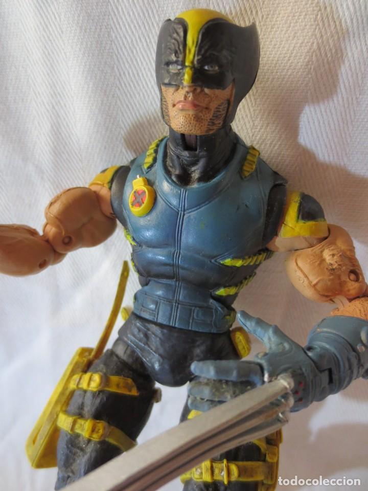 Figuras y Muñecos Marvel: Marvel Legends (Toy Biz) 2005 Stealth Wolverine (Lobezno) X-Men - Foto 3 - 269327608