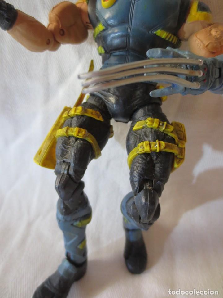 Figuras y Muñecos Marvel: Marvel Legends (Toy Biz) 2005 Stealth Wolverine (Lobezno) X-Men - Foto 4 - 269327608