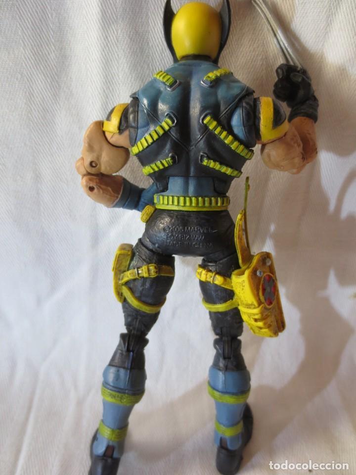 Figuras y Muñecos Marvel: Marvel Legends (Toy Biz) 2005 Stealth Wolverine (Lobezno) X-Men - Foto 5 - 269327608