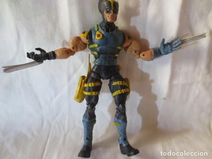 Figuras y Muñecos Marvel: Marvel Legends (Toy Biz) 2005 Stealth Wolverine (Lobezno) X-Men - Foto 6 - 269327608