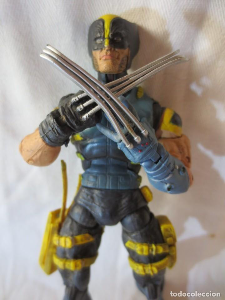 Figuras y Muñecos Marvel: Marvel Legends (Toy Biz) 2005 Stealth Wolverine (Lobezno) X-Men - Foto 8 - 269327608