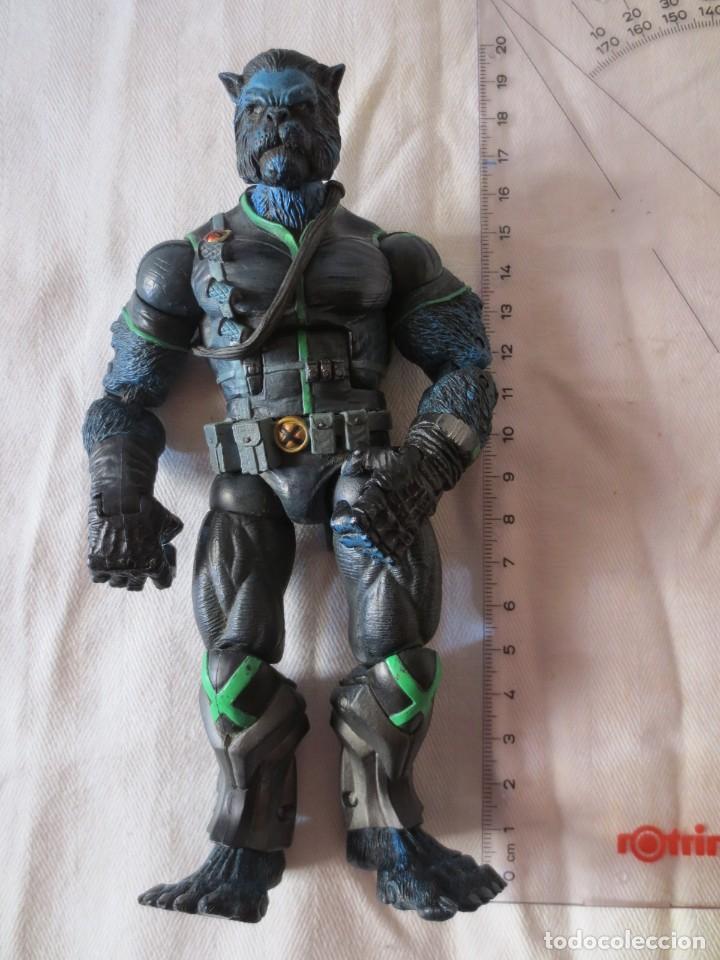 Figuras y Muñecos Marvel: Marvel Legends (Toy Biz) 2005 Stealth Beast (Bestia) X-Men - Foto 2 - 269327633